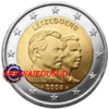 2 Euro Commémorative Luxembourg 2006 - Grand Duc Guillaume