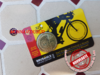 Coincard 2,50 Euro Commémorative Belgique 2019 - Tour de France Version Flamande NL