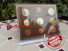 Coffret BU 1 Cent à 2 Euro Vatican 2011 - Brillant Universel Officiel
