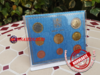 Coffret BU 1 Cent à 2 Euro Vatican 2012 - Brillant Universel Officiel