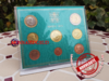 Coffret BU 1 Cent à 2 Euro Vatican 2013 - Brillant Universel Officiel