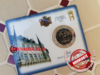 2 Euro CC Coincard BU Luxembourg 2019 - Suffrage Universel
