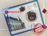 2 Euro CC Coincard Luxembourg 2020 - Prince Henri