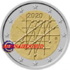 2 Euro CC BE Finlande 2020 Belle Epreuve - Université de Turku