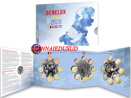 Coffret BU Benelux 2020 - Brillant Universel Officiel